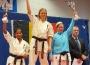 Belgian Open Kata Shinkyokushin 18.3.18